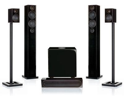 Bedste Surround Receiver - Monitor Audio Radius HD