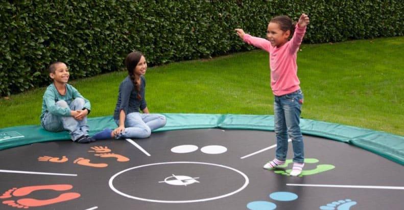 den bedste trampolin til b rn test af det store udvalg. Black Bedroom Furniture Sets. Home Design Ideas