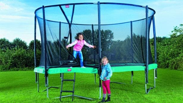 den bedste trampolin til b rn test af det store udvalg hus plus have. Black Bedroom Furniture Sets. Home Design Ideas