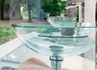 Cassøe glas håndvask