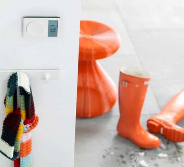 Ventilationssystem fra Danfoss
