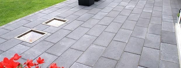 Hvilke Belaegningssten Eller Fliser Bruges Pa Terrasser Hus Plus Have