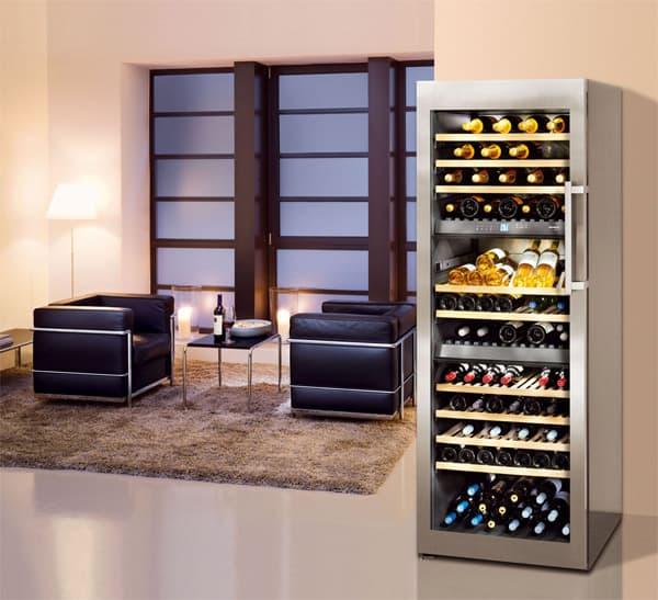 Liebherr vinkøleskabe   kæmpe udvalg, anmeldelser og priser