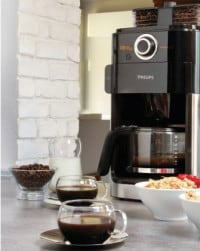 Philips HD7762 kaffemaskine med kværn