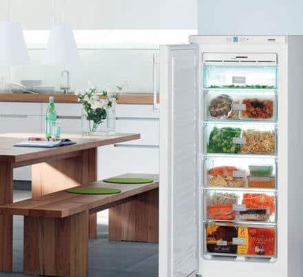 test af fryser hvilken kumme eller skabsfryser skal du k be hus plus have. Black Bedroom Furniture Sets. Home Design Ideas