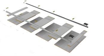 DecoSlide skydedøre varieres let i højden