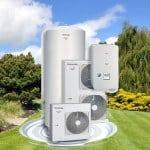 Toshiba luft vand varmepumpe