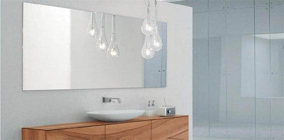 Badeværelses lamper