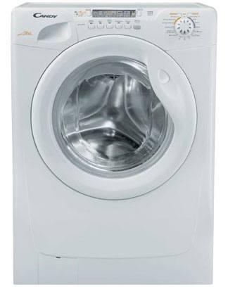 Vaskemaskine med tørretumbler test