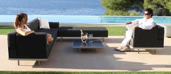 billige havemøbler i polyrattan