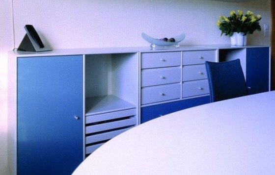 den blå avis møbler