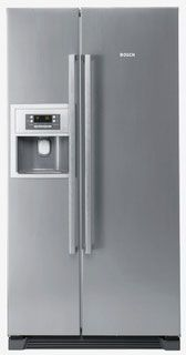 samsung køleskab med ismaskine