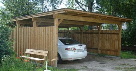 Byg en carport