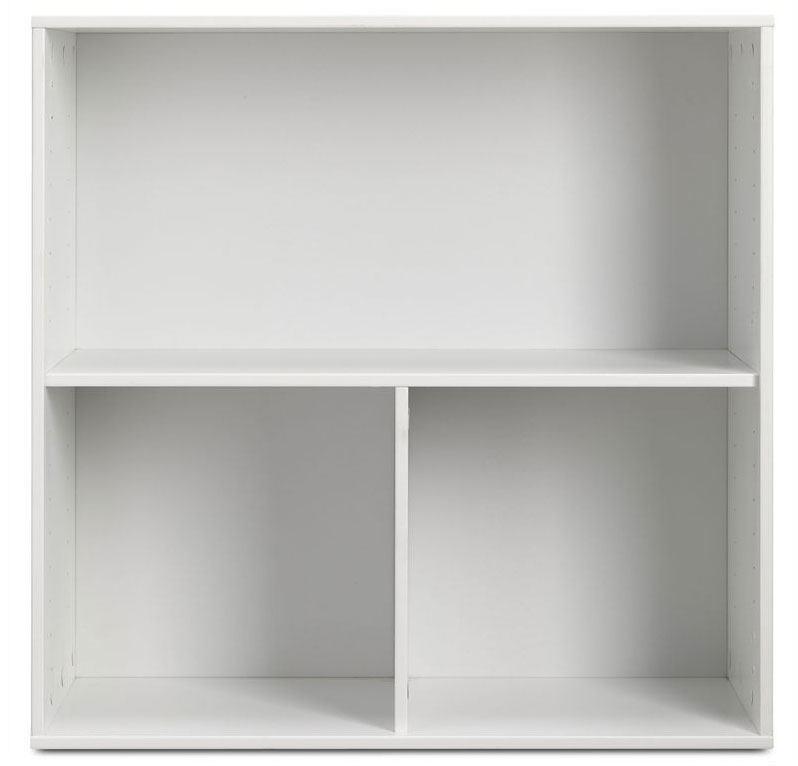 Hvid vægreol - Reoler til væggen - Fra billig til luksus - Hus Plus Have