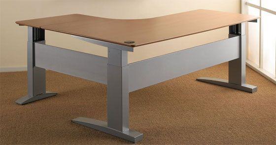Conset 501-11 hjørneskrivebord