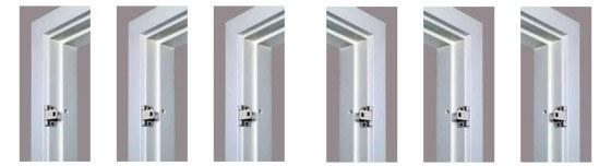 Indvendige dørkarme