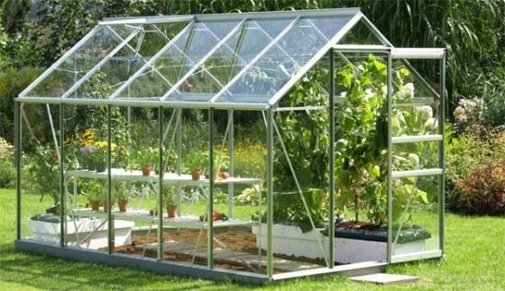 Alvorlig Drivhuse - Et billigt drivhus eller et orangeri? - Hus Plus Have GZ61