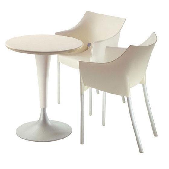 Eksklusivt havemøbelsæt fra Philippe Starck - Dr. Na og Dr. No sælges hos Designfields.dk