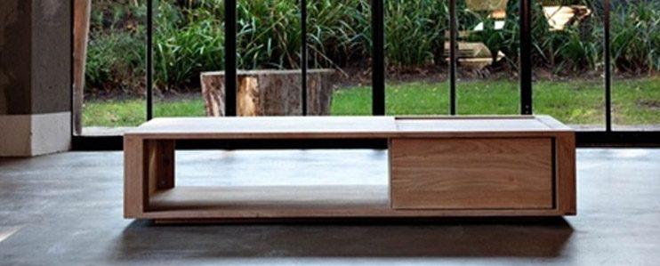 Sofabord i mørkt træ - Sådan køber du et flot designerbord til ...