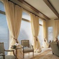 Når du køber færdigsyede gardiner, så skal du tænke på målene