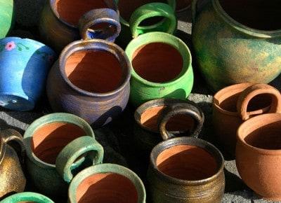 Terracotta krukker - Italienske krukker og potter - Hus Plus Have