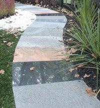 Granit havefliser