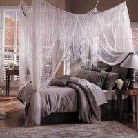 Har du altid haft en prinsessedrøm om en himmelseng til soveværelset