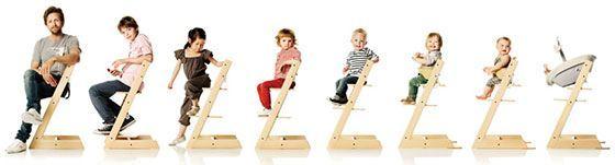 Højstol til børn