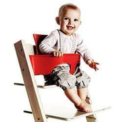 Højstol til små børn