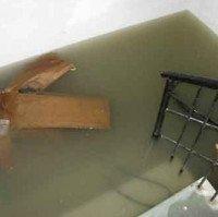 Højvandslukke mod oversvømmelse