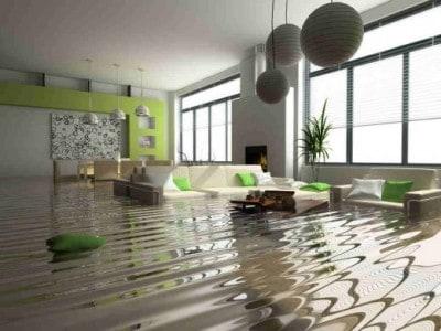 Højvandslukke beskytter mod kloakvand