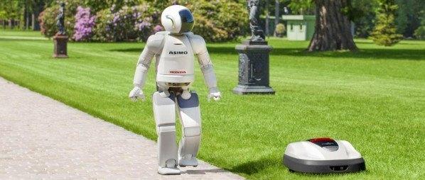 Honda robotplæneklipper