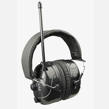 Høreværn med radio