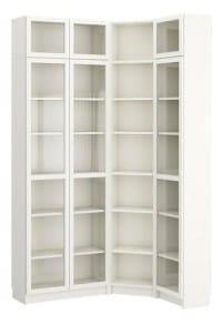 vitrine wei ikea artownit for. Black Bedroom Furniture Sets. Home Design Ideas