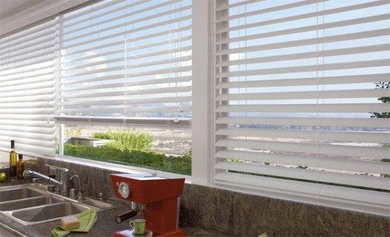 Persienner i træ - Udvalg i træpersienner på nettet - Hus Plus Have