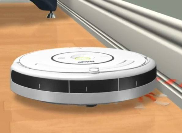 Roomba 790 er godt til at navigere