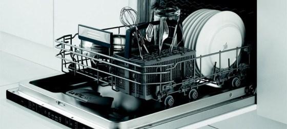 Installation af opvaskemaskine