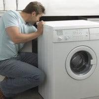 Installation af vaskemaskine