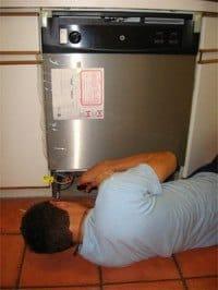 At installere opvaskemaskine selv