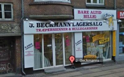 Maling i København - J. Beckmann