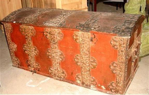 Kiste til opbevaring - Gamle og nye kister - Hus Plus Have