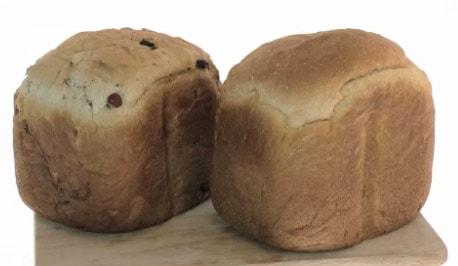 Dejlige nybagte brød