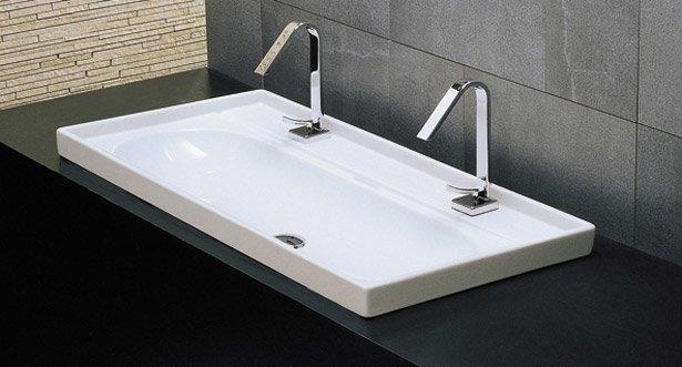 Lavabo piano stor håndvask