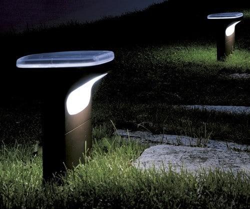 Solcelle lamper