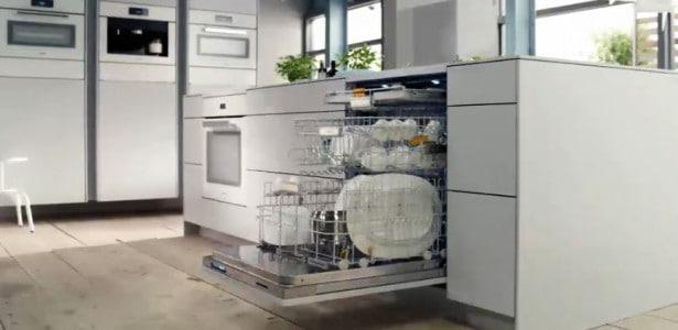miele opvaskemaskine til underbygning