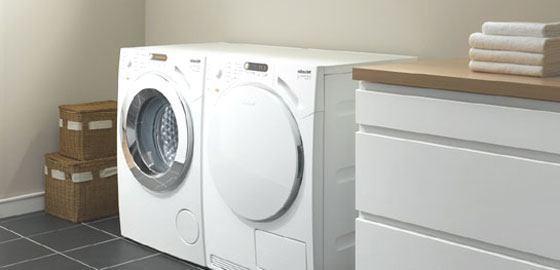 Miele w5825 har vundet test som bedste vaskemaskine