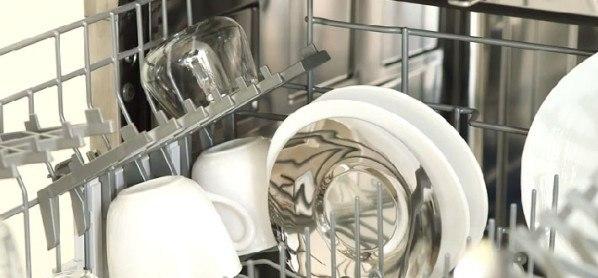 opvaskemaskine fra Candy