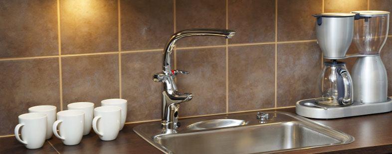 Vandhaner til køkken - Alt fra den billige til den eksklusive hane - Hus Plus Have