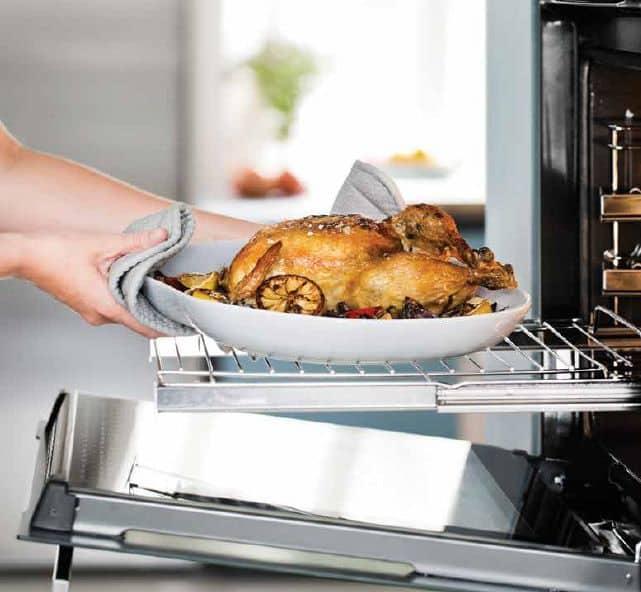 ovn-med-kylling