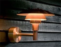 PH udendørs væglampe